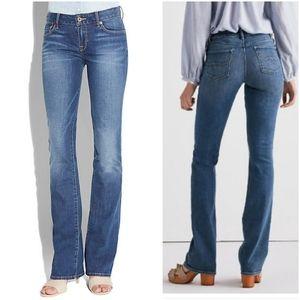 Lucky Brand Sophia Boot Cut Jeans sz 32 Long